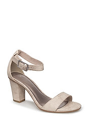 Woms Sandals - IVORY STRUCT.