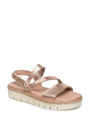 Woms Sandals - ROSE METALLIC