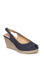 Woms Open Toe - NAVY