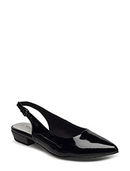 Woms Slip-on - Scota - BLACK PATENT