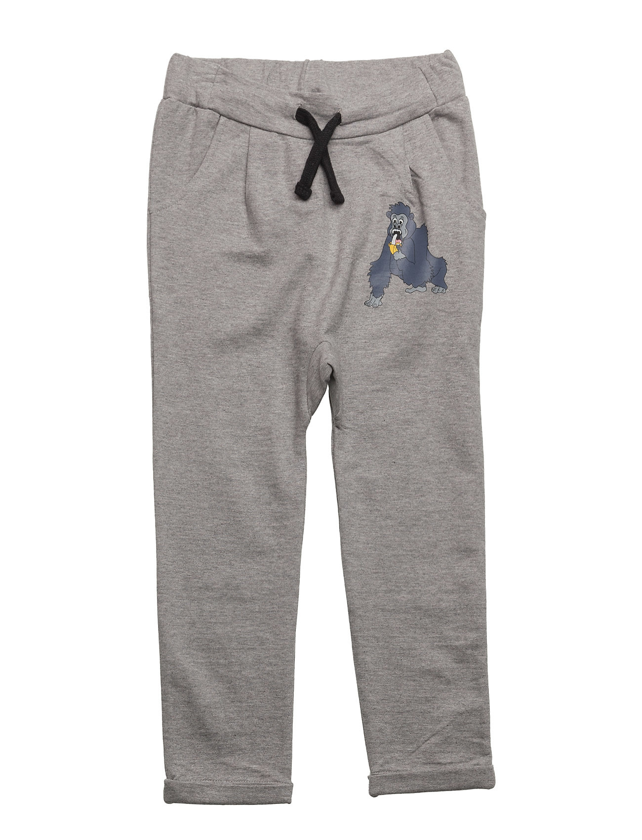 tao & friends – Sweatpants gorillan single-animal grey på boozt.com dk