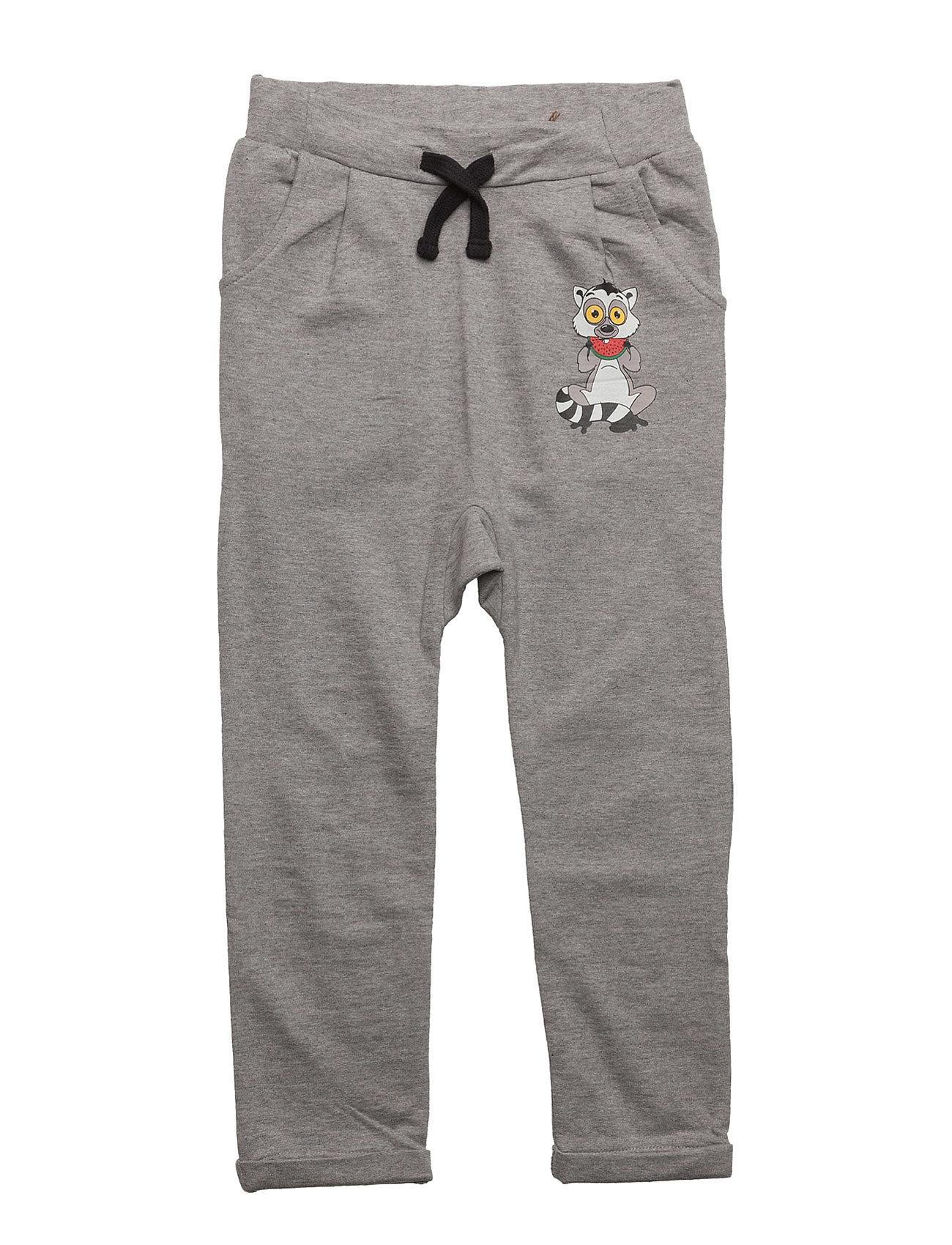 tao & friends Sweatpants lemuren single-animal grey på boozt.com dk
