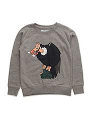 Sweatshirt Gamen - GREY