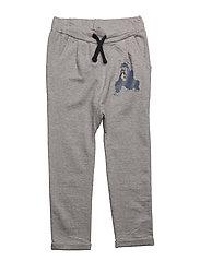 Sweatpants Gorillan single-animal grey - GREY