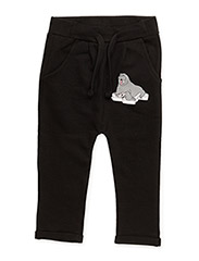 Sweatpants baby Valrossen - BLACK