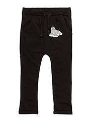 Sweatpants Kid Valrossen - BLACK