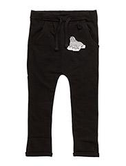 Sweatpants Kid Valrossen - BLACK