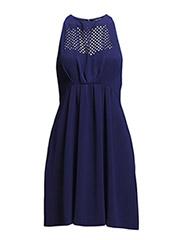 DRESS 2327-R2935 - BLUE