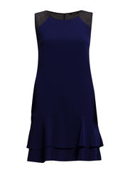 DRESS 2327-R2936 - BLUE