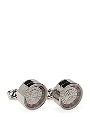 Tateossian Roulette Cufflinks - MULTICOLOUR