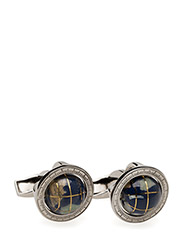 Tateossian Globe Cufflinks - MULTICOLOUR