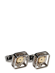 Tateossian Gear Square Cufflinks - MULTICOLOUR