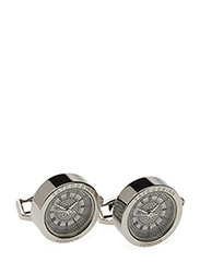 Tateossian Big Ben Cufflinks - GREY