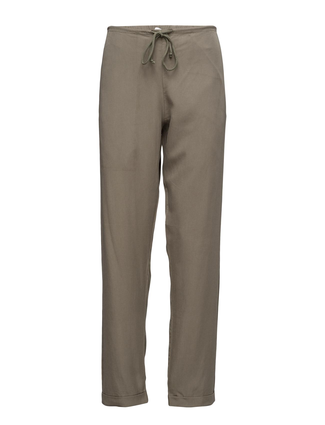 7500 - Seda Narrow The Lab Bukser til Kvinder i khaki
