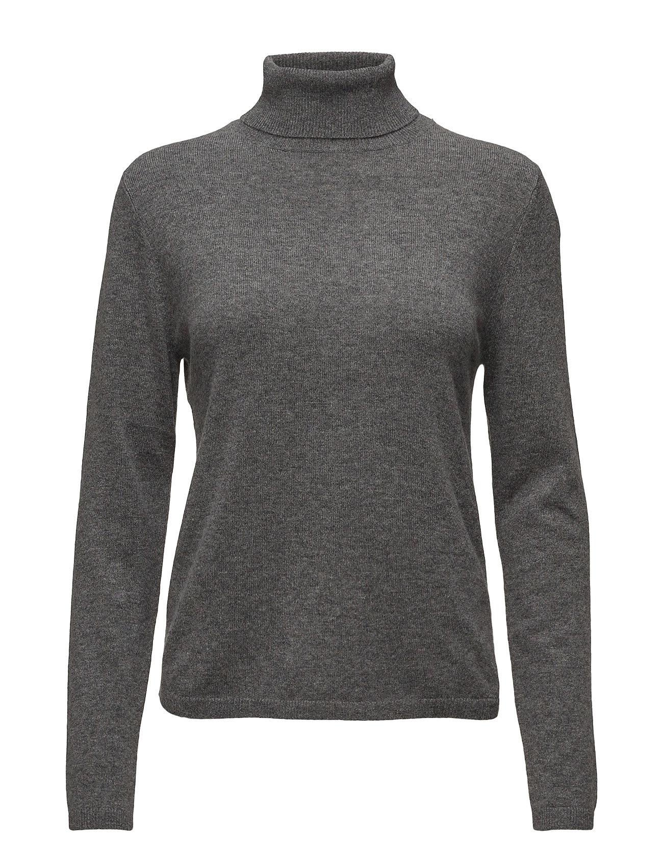 the lab – Cashmere knit - neri rolled neck på boozt.com dk