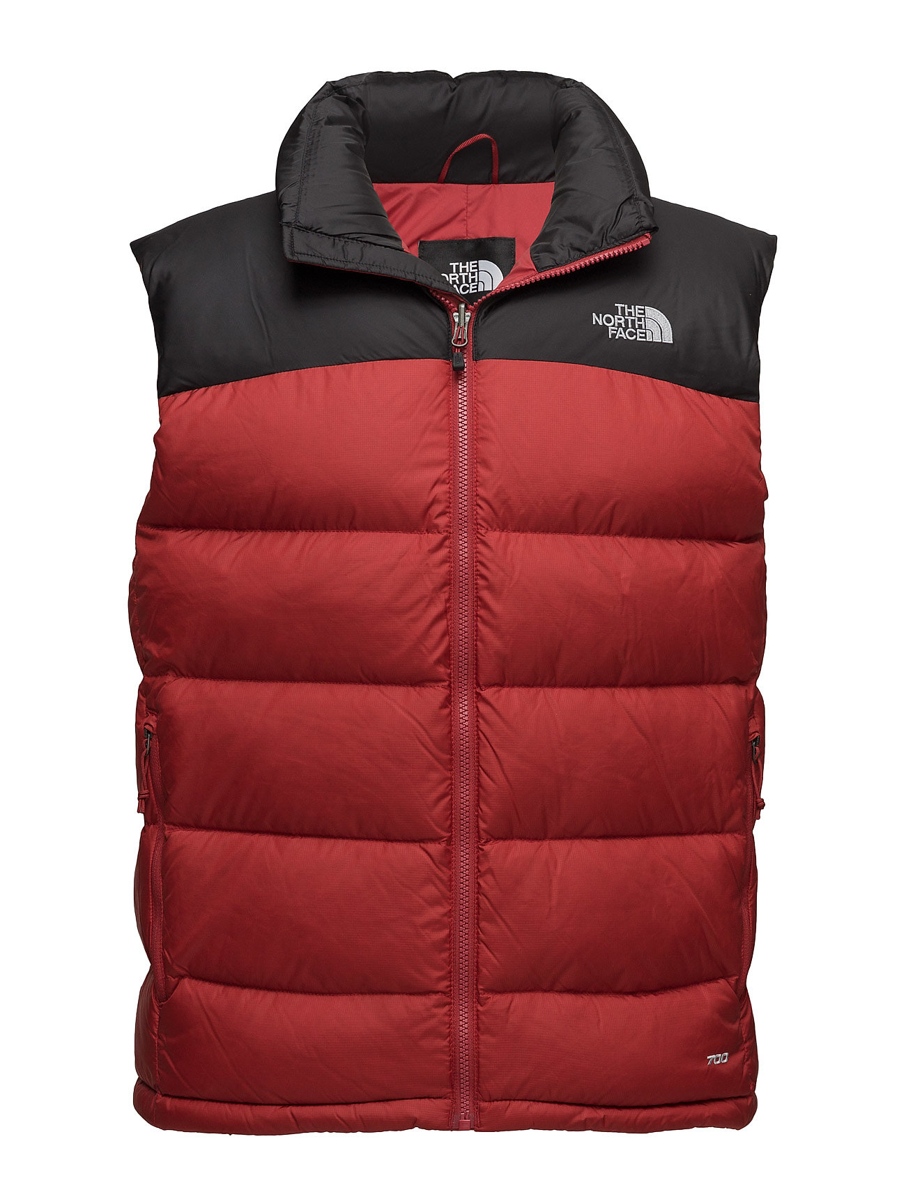 the north face M nuptse 2 vest på boozt.com dk