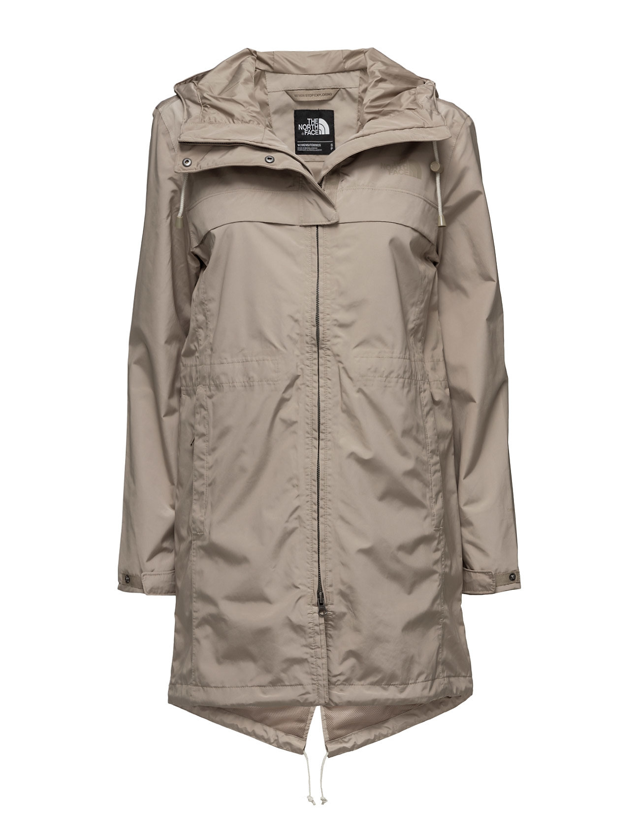 W Cagoule Trench The North Face Sportsjakker til Damer i