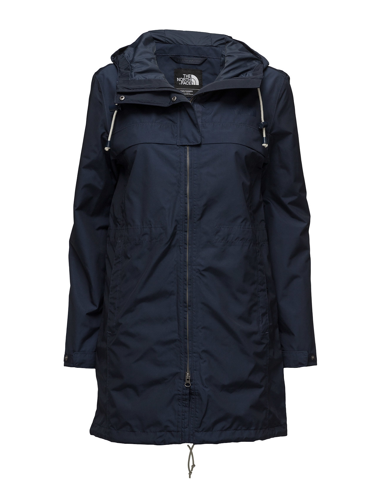 W Cagoule Trench The North Face Sportsjakker til Kvinder i