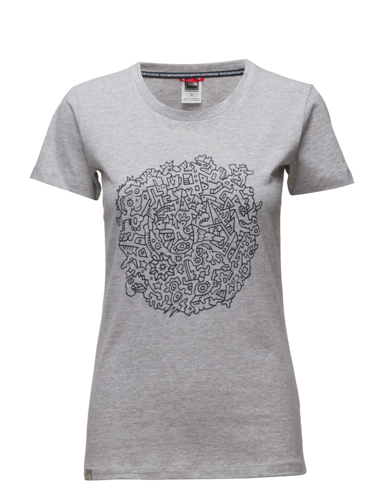 the north face – W ss w nse serie tee fra boozt.com dk