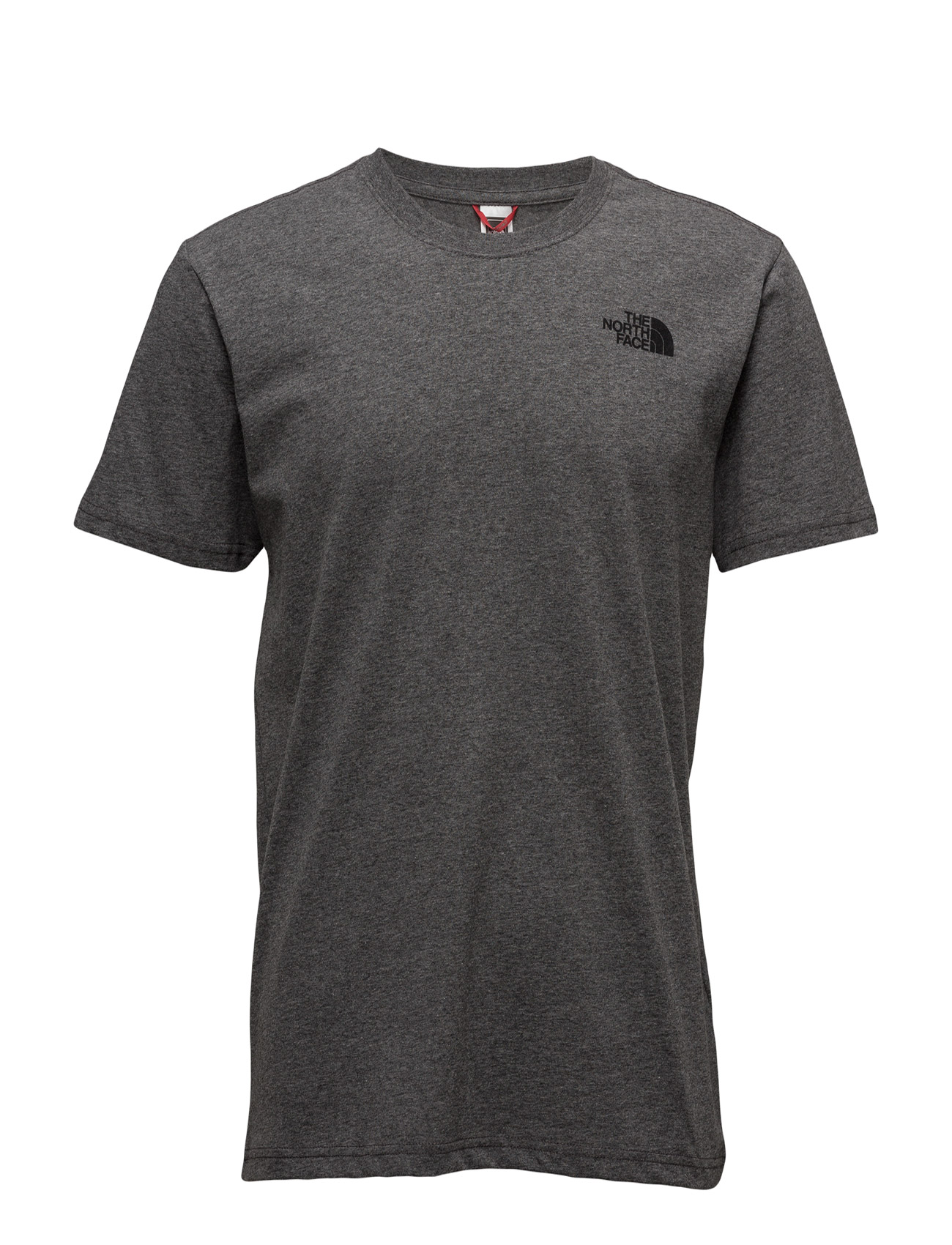 the north face – M s/s red box tee på boozt.com dk