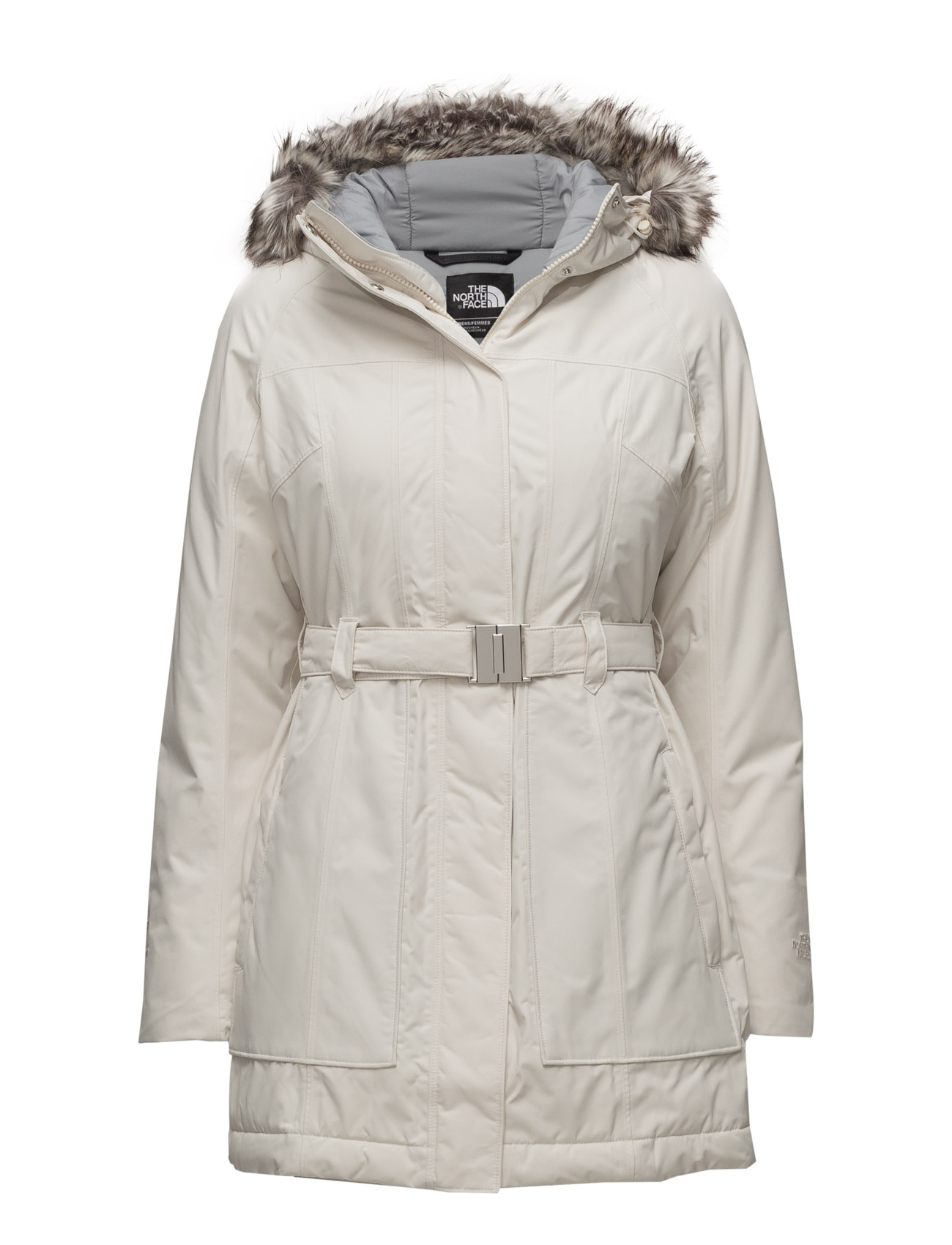 W brooklin parka 2 fra the north face på boozt.com dk