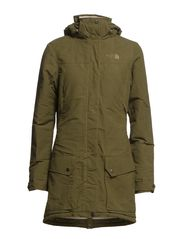 W ARADA JACKET - 7D6 BURNT OLIVE GRN