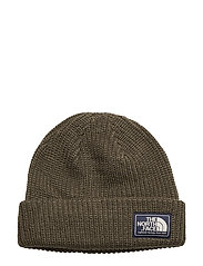 SALTY DOG BEANIE - NEW TAUPE GREEN