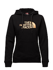 W DREW PEAK PUL HD - TNF BL RO GOLD