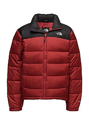 M NUPTSE 2 JACKET - CARDINAL RED