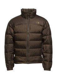 M NUPTSE 2 JACKET - BLACK INK GREEN