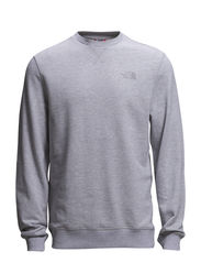 M MOUNTAIN PULLOVER - HEATHER GREY