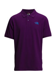M POLO PIQUET - IRIS PURPLE