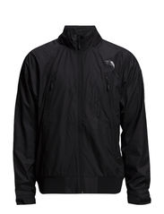 M DIABLO WIND JACKET - TNF BLACK