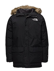 M SEROW JACKET - TNF BLACK