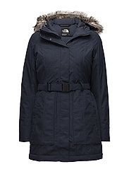 W BROOKLIN PARKA 2 - URBAN NAVY