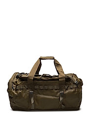 BASE CAMP DUFFEL - M - BEECH GREEN/BURNT OLIVE GREEN