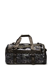 BASE CAMP DUFFEL - M - ENGLISH GREEN TRPCLCM/NWTPE GREEN