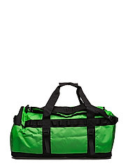 BASE CAMP DUFFEL - M - CLASSIC GREEN/TNF BLACK