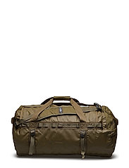 BASE CAMP DUFFEL - L - BEECH GREEN/BURNT OLIVE GREEN