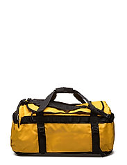 BASE CAMP DUFFEL - L - SUMMIT GOLD/TNF BLACK