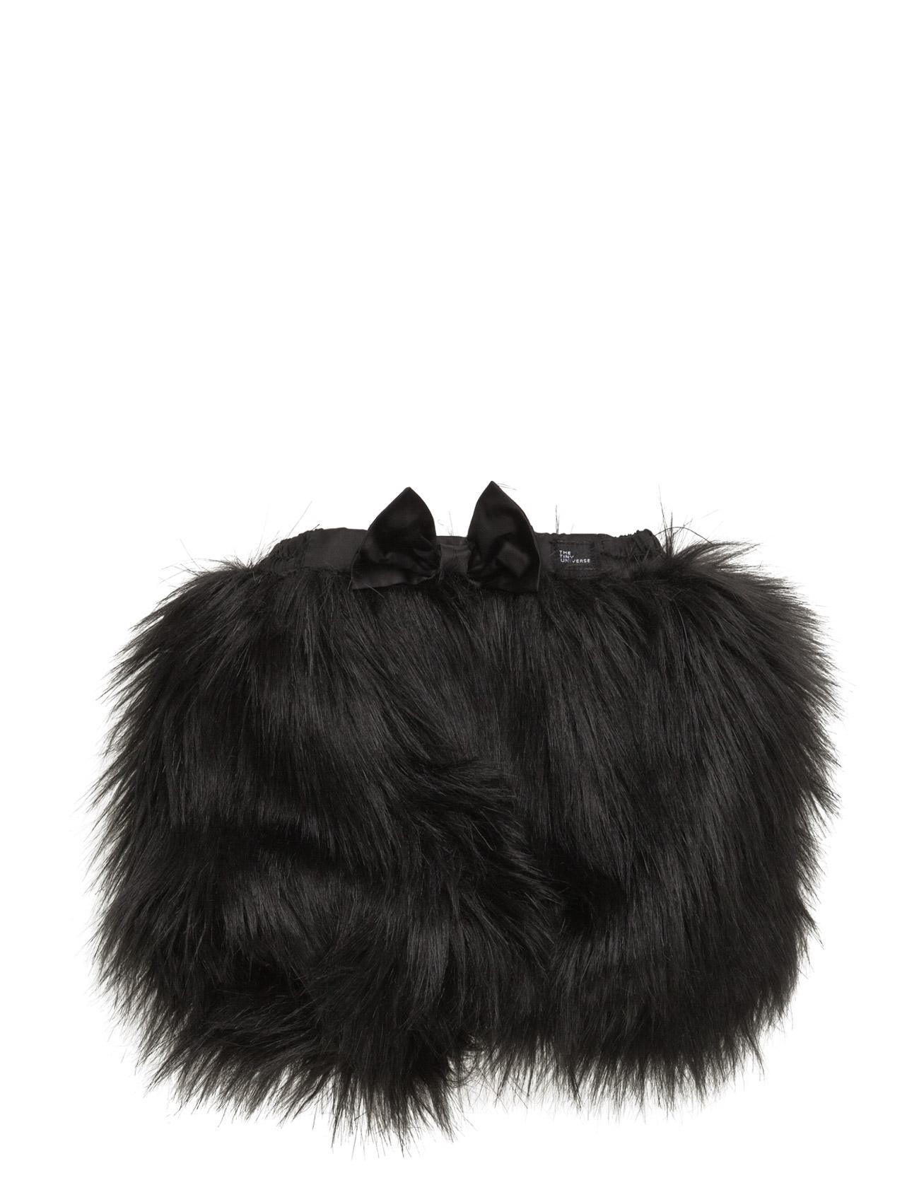 The Tiny Skirt/Fur The Tiny Universe Kjoler & Nederdele til Piger i Sort