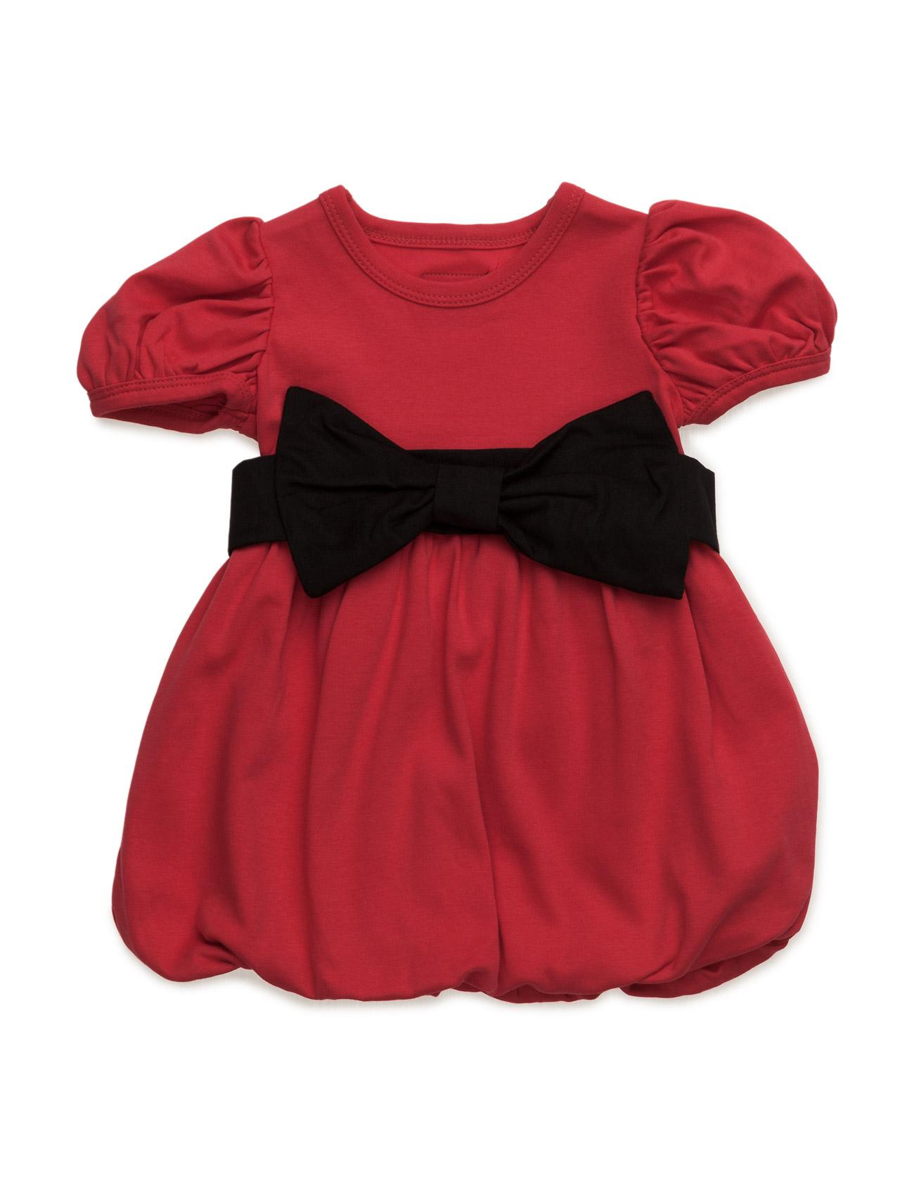 The Tiny Ribbon Xmas-Red The Tiny Universe Kjoler til Børn i