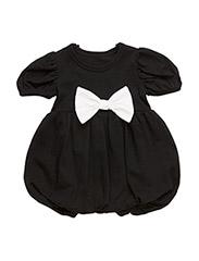 Switch Dress Black Medium Ribbon - OFF-WHITE