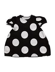 The Tiny Dot/Huge White Dots - BLACK/WHITE