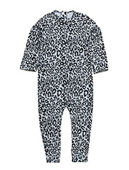 Snow Leopard UV-protect - BLACK/WHITE