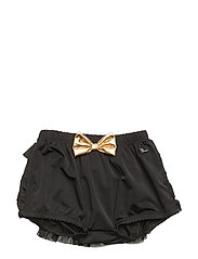 Frilly Swim Pants - GOLDEN RIBBON