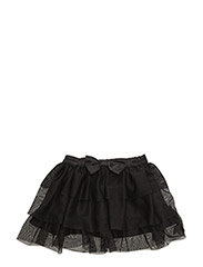The Tiny Skirt/Layers - BLACK