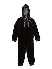 The Tiny OnePiece/ Seal Skin - ALL BLACK