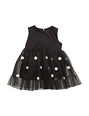Star Struck Dress - BLACK & WHITE