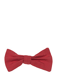 The Tiny Hair Ribbon Small - XMAS-RED